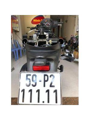 Cách lắp đặt thiết bị định vị xe máy